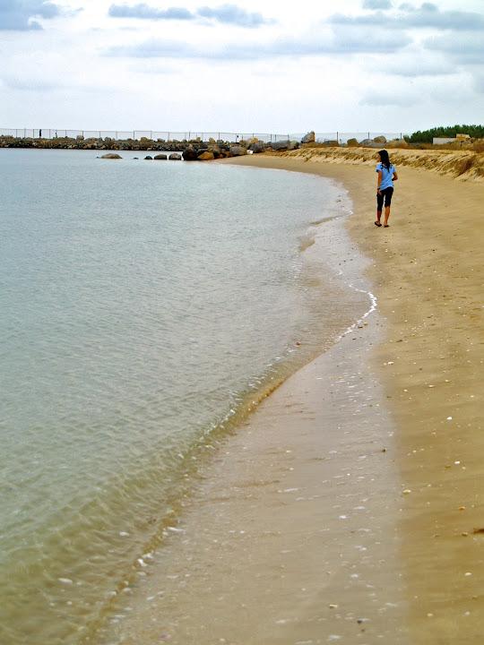 Beach near Al Hamra