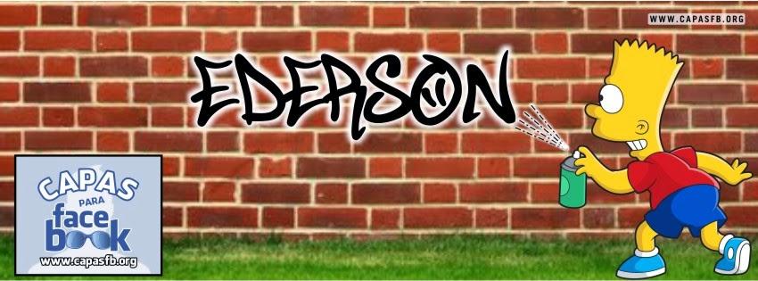 Capas para Facebook Ederson