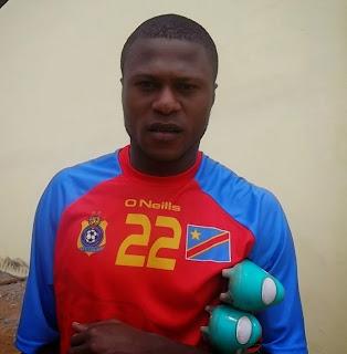 L'international congolais Chancel Mbemba. Radio Okapi/Ph. Nana Mbala.