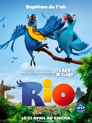Vẹt Đuôi Dài Rio - Rio (2011)