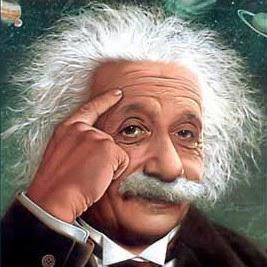 25 theniet me te bukura nga Albert Einstein
