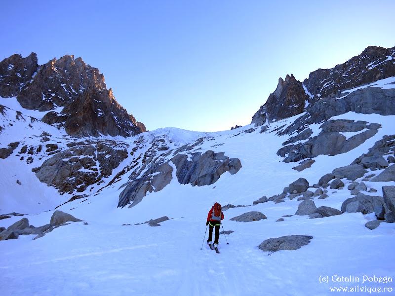 2014.03.21 - Haute Route: Refuge d'Argentière - Cabane du Trient
