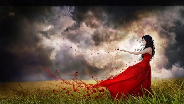 Bienvenidos al nuevo foro de apoyo a Noe #262 / 30.05.15 ~ 02.06.15 Red-and-woman