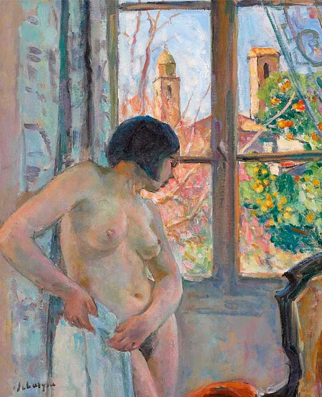 Henri Lebasque - Portrait of Nono