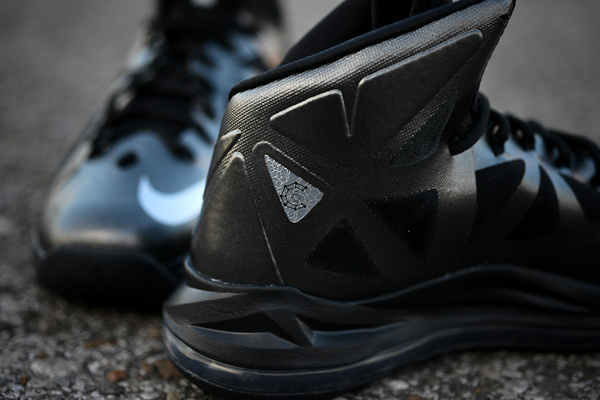 Nike LeBron X Black Diamond aka Carbon Hits Stores