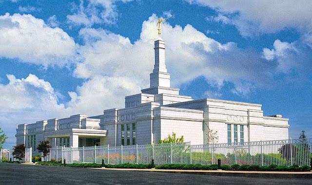 Halifax Nova Scotia Temple - The Church of Jesus Christ of Latter-day Saints