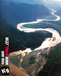 sungai huang ho [info]10 Sungai Terpanjang di Dunia
