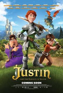 Justin and the Knights of Valour - Hiệp sĩ và quả cấm