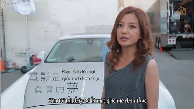 2014.11.20[KIM MÃ 51 - Thời khắc vinh quang] Triệu Vy - Đề cử nữ diễn viên chính xuất sắc nhất