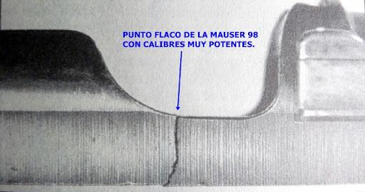 LA ACCIÓN FN MÁUSER P1030660