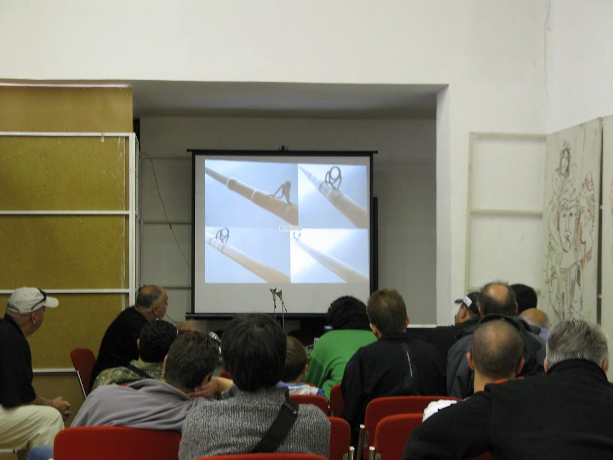 История на фибро - стъклените пръти - Бате Райко Загоров