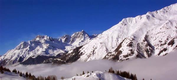 Férias na Neve nos Alpes Franceses