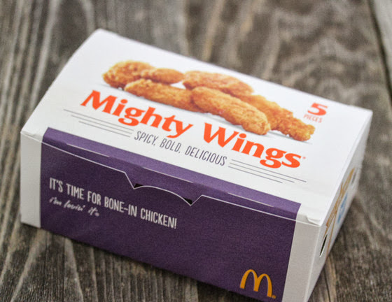 McDonald's Mighty Wings 1