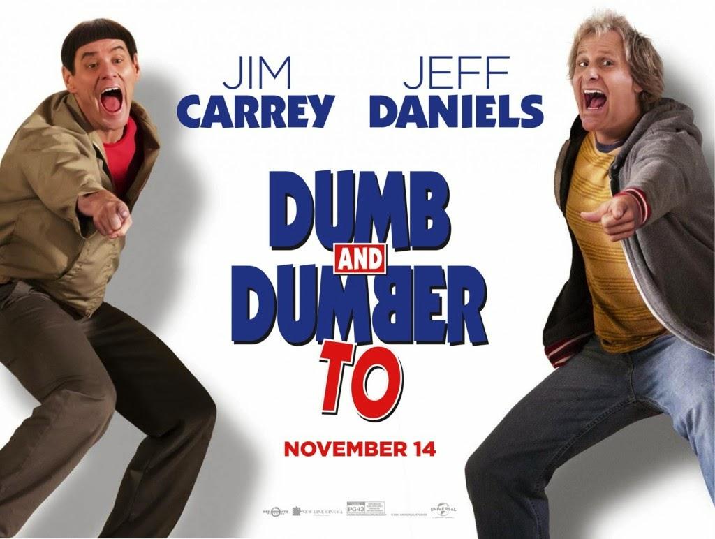 Ηλίθιος και Πανηλίθιος 2 (Dumb And Dumber To) Wallpaper