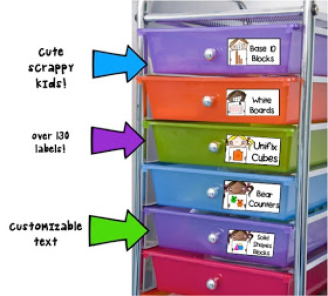 Supply Labels And A Cart Giveaway Owl Ways Be Inspired