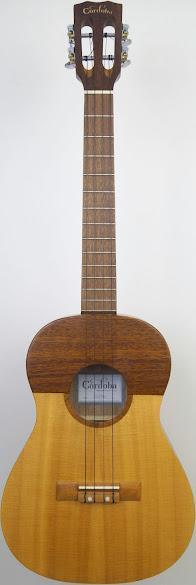 Cordoba Venezuelan Cuatro baritone ukulele corner