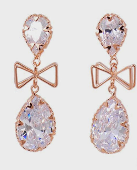 wholesale cubic zirconia earrings