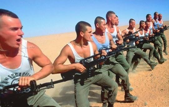 Иностранный легион в России