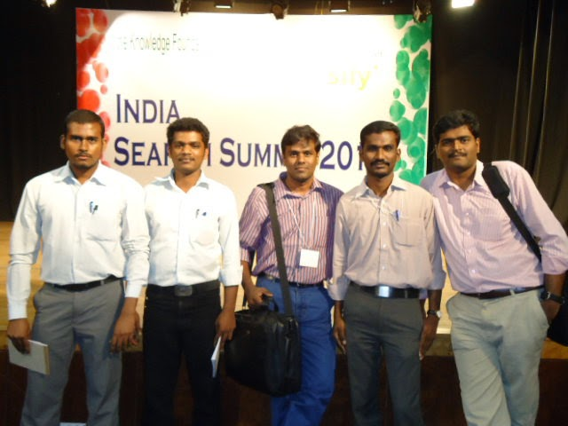 India Search Summit