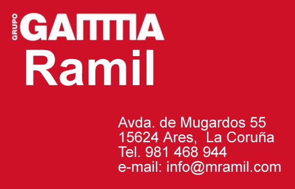 Ramil Gamma, colaborador coa A.D.R. Numancia de Ares.