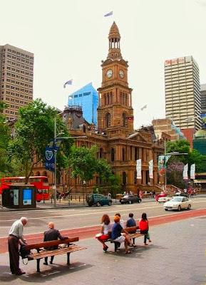 Sydney Town Hall, 483 George Street, Sydney NSW 2000, Australia