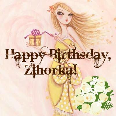 Zihorka: Куколки - Page 3 Bday-fleur