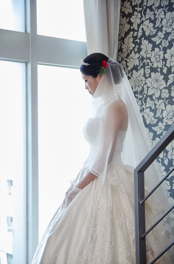 婚禮紀錄側拍之不準焦