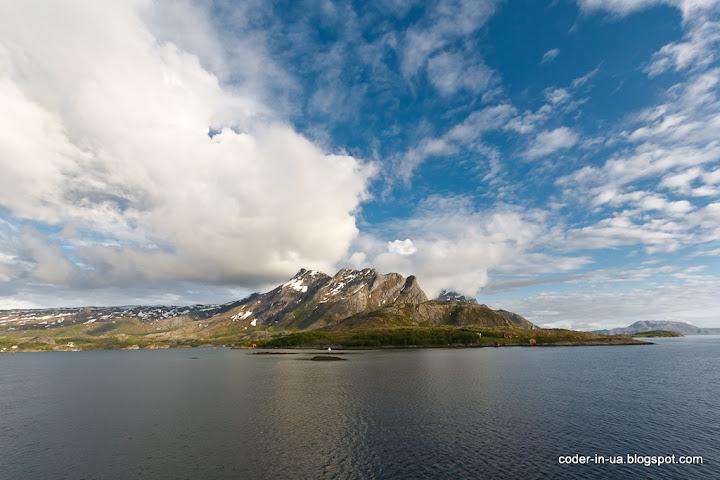 сальстраумен.свартисен.норвегия