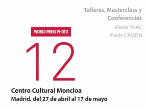 World Press Photo 12 en el Centro Cultural Moncloa