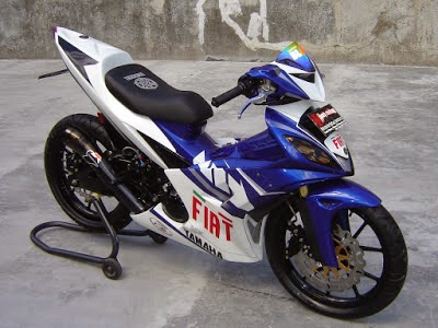 modifikasi jupiter mx 2009