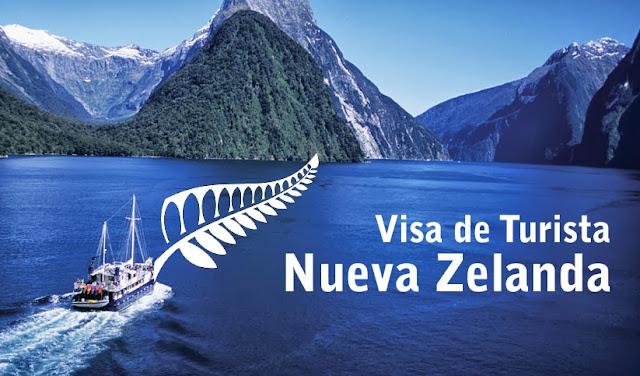 Visa de Turista - Nueva Zelanda