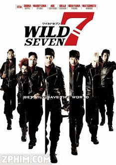 Thất Cảnh Đặc Nhiệm - Wild 7 (2011) Poster