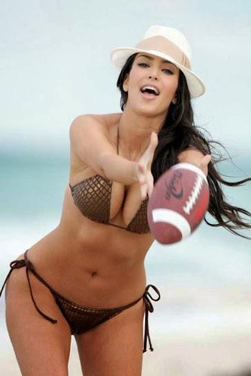 Kim Kardashian, desnuda