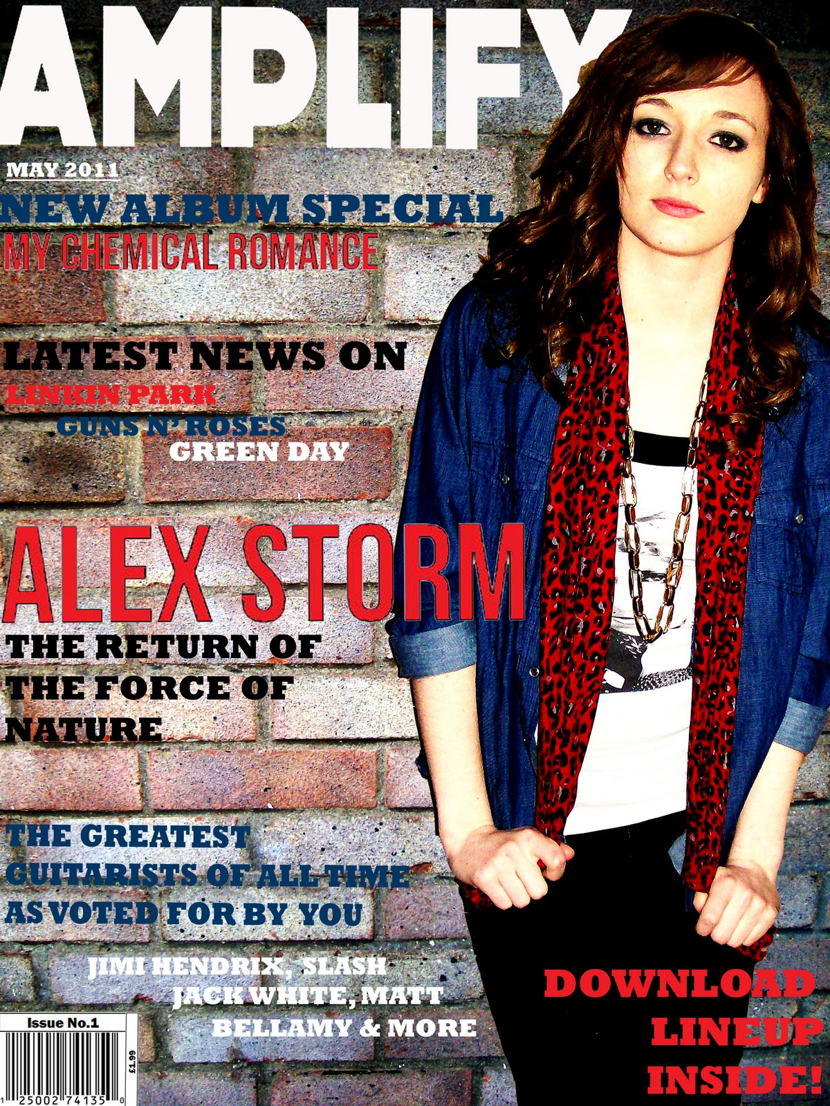 media studies coursework magazine Design your own brief the genre in which i picked for my music magazine is hip hop and under that category i chose rap orientated music magazine my main target audience would be mainly youths who range from the age of 15-29.