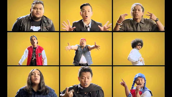comic8, mongol stand up comedy, review film comic8