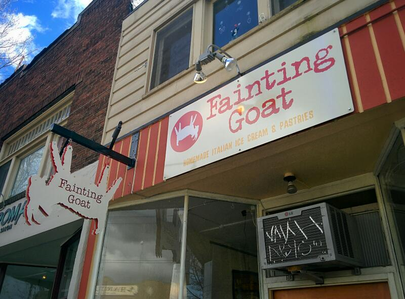fainting goat seattle