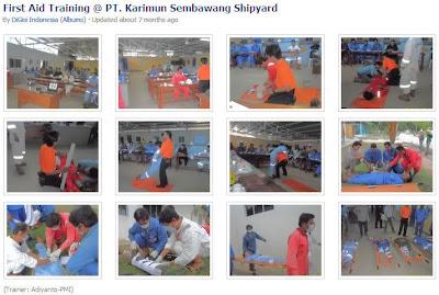 First Aid di Sembawang