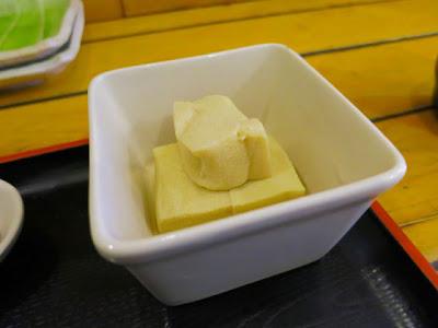 小鉢の高野豆腐