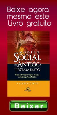 Baixar Livro, Baixar E-book, Modelo Social do Antigo Testamento, Reino e Sacerdote