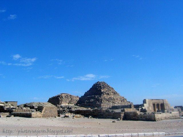 Restos de templos