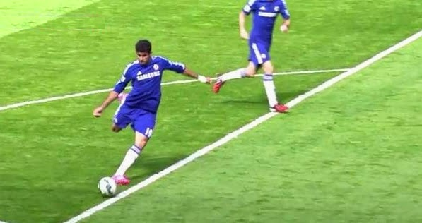 Costa, Chelsea - Leicester