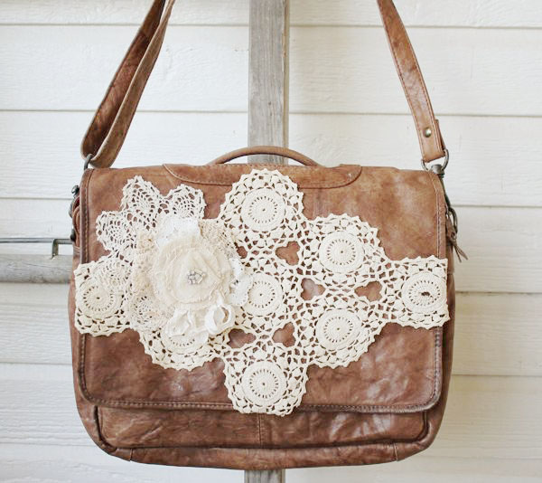 Leather & Lace Bags