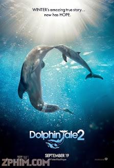 Câu Chuyện Cá Heo 2 - Dolphin Tale 2 (2014) Poster