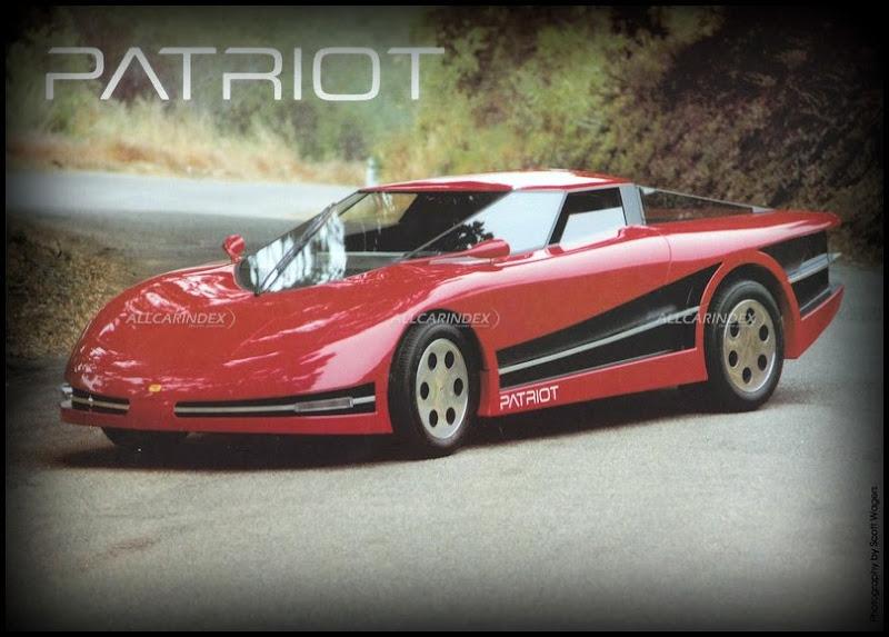 Featured Corbett Patriot Exotic Road Missile