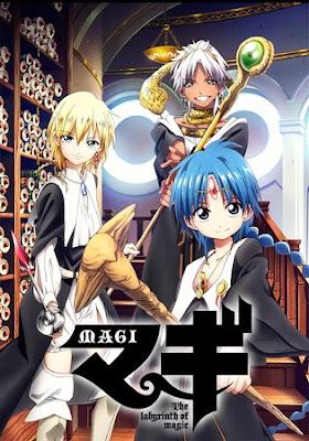 Magi: The Kingdom of Magic Preview Image