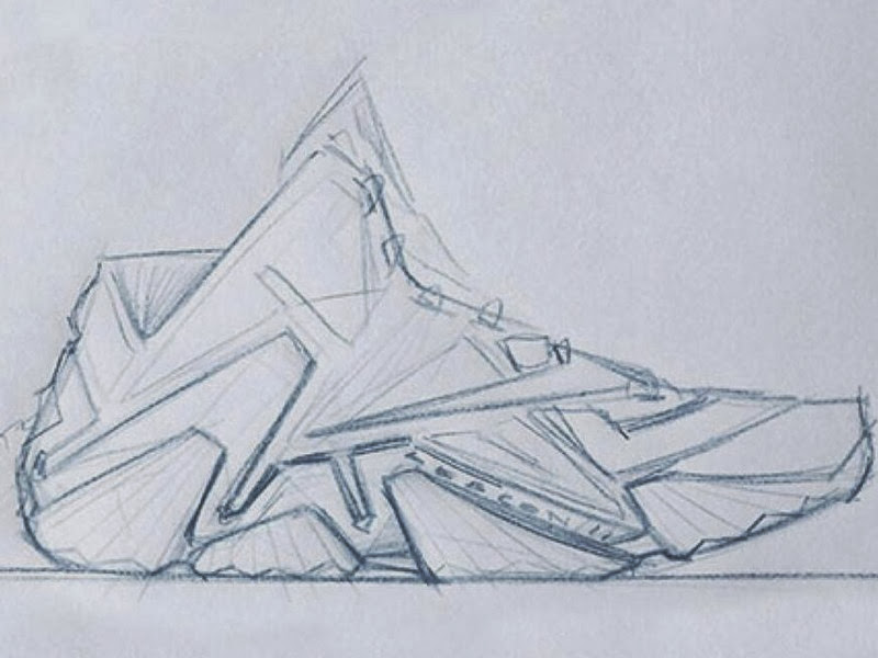 reviews lebron xi sketch Nike LeBron XI
