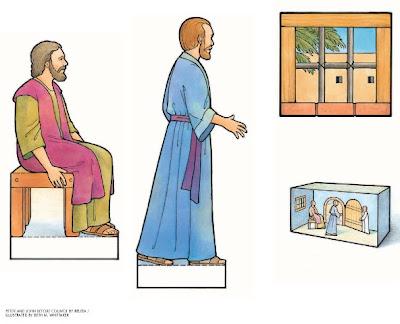 Peter and John in Jail