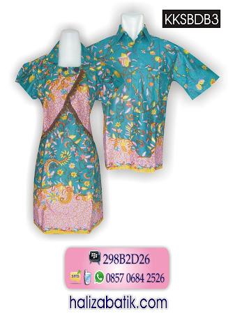 Baju Grosir, Model Busana, Baju Batik