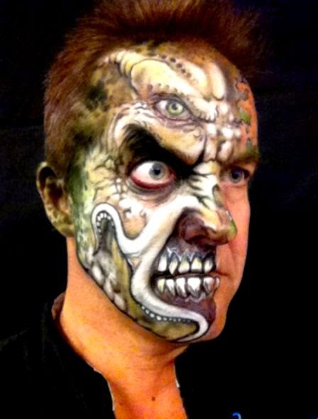 Face and Body Painting classes in Los Angeles California