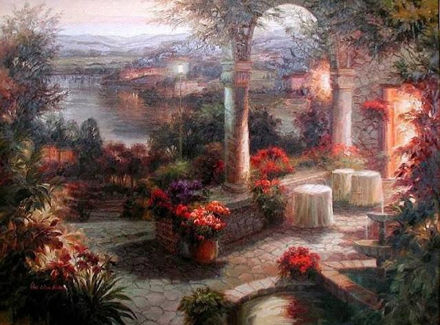 Dae Chun Kim | European Landscapes